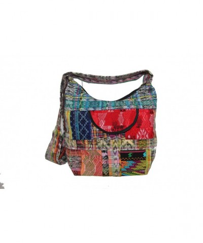 Hippie Purse Crossbody Messanger Medium