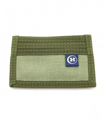 Hempys Hemp Minimizer Wallet Green