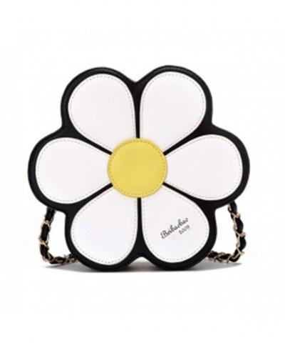 Joyci Woman Flower Wallet Leather
