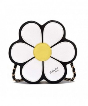 Joyci Woman Flower Wallet Leather