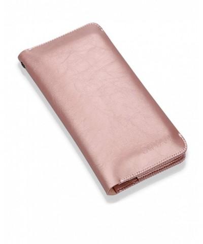 Yanekop Unisex Leather Wallet Organizer