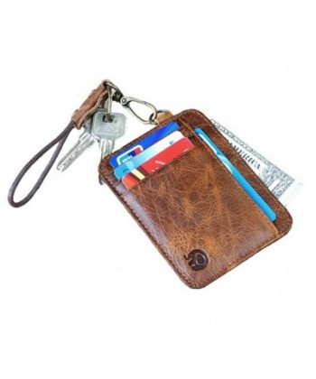 AnnabelZ Holder Genuine Leather Pocket