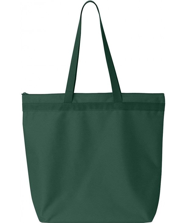 Liberty Bags Recycled Zipper Forest