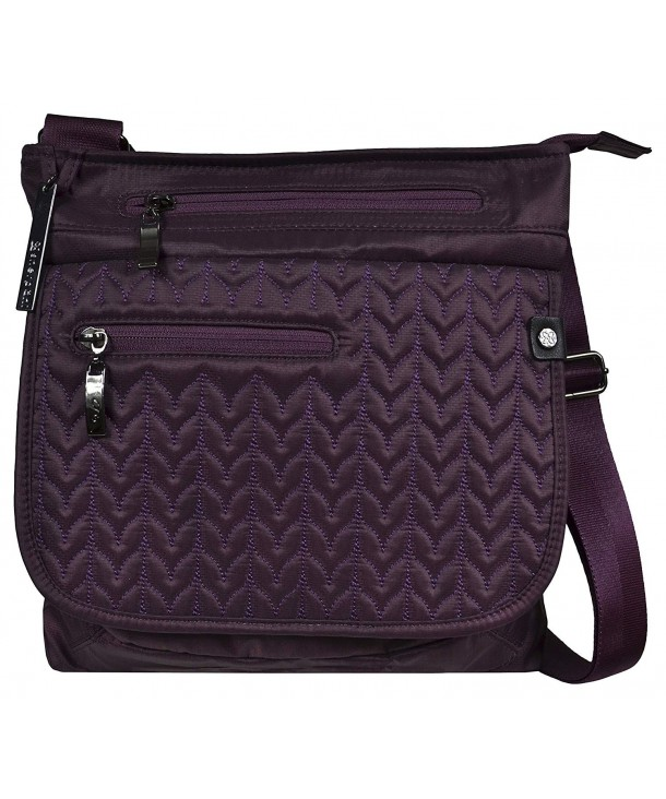 Sherpani Womens Jag Fig Crossbody