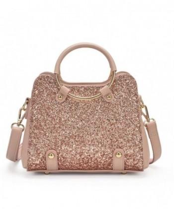 Montmo Leather Messenger Shoulder Handbag