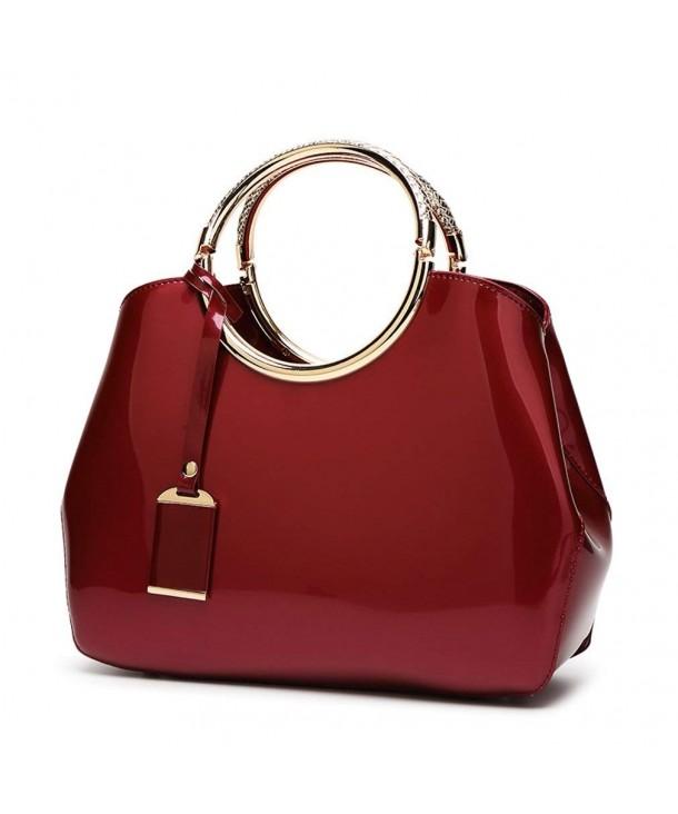 Hoxis Structured Shoulder Handbag Womensh