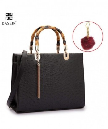 Dasein Structured Shoulder Briefcase Handbags