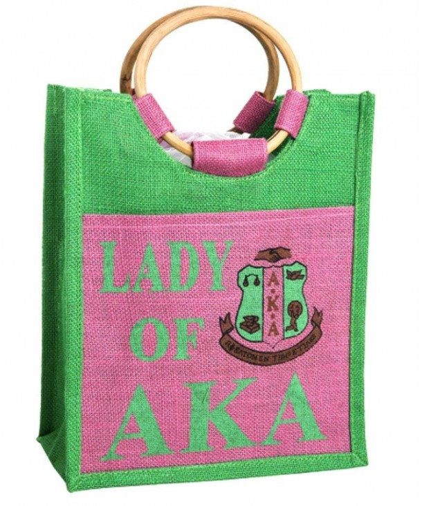 Alpha Kappa Sorority Large Bag Tote