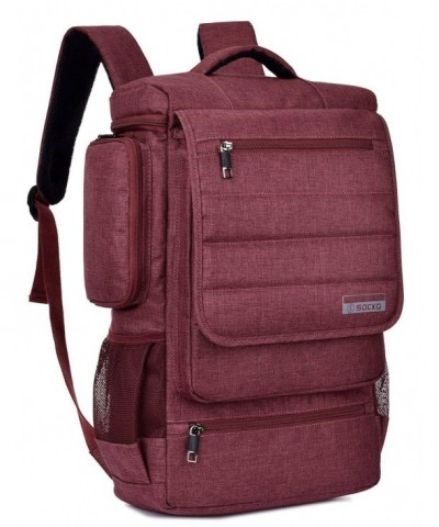 SOCKO Multi functional Backpack Business Shoulder
