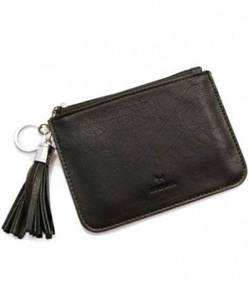 Edmen Leather Credit Pocket Window