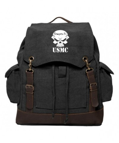 Semper Marine Rucksack Backpack Leather