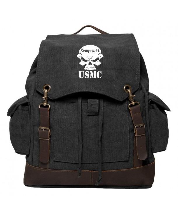 Semper Marine Rucksack Backpack Leather