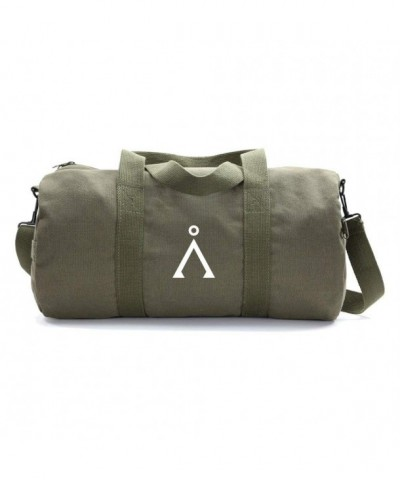 Stargate Earth Heavyweight Canvas Duffel