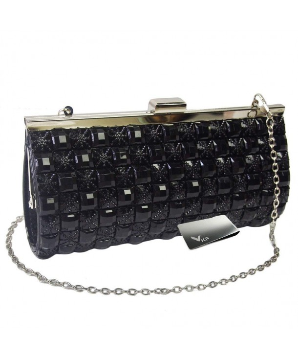 Missy Bling Rhinestone Evening Clutch
