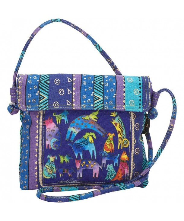 Laurel Burch Mythical Crossbody Multi