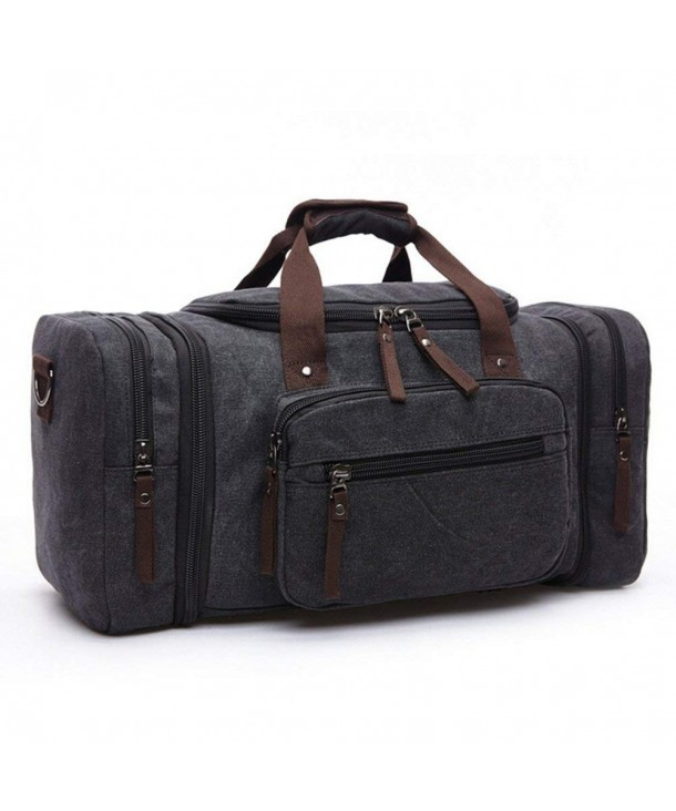 Toupons Canvas Travel Luggage Weekender