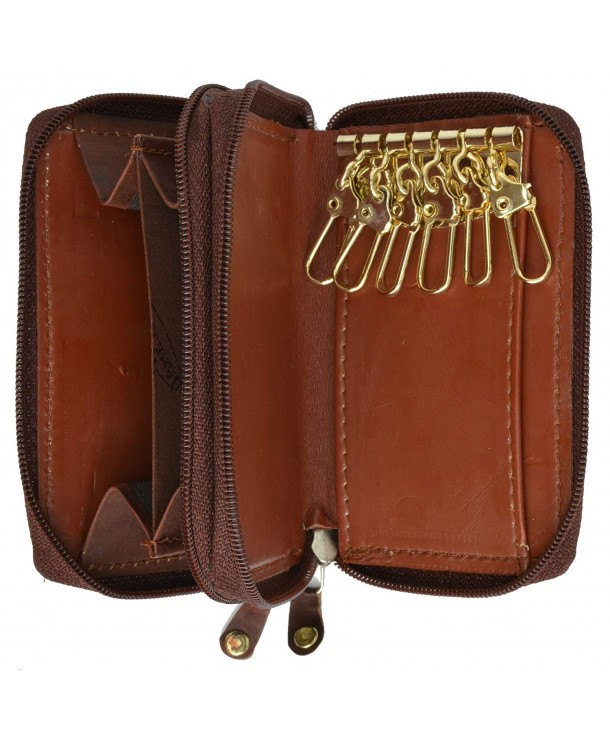 Genuine Leather Keychain Holder Marshal