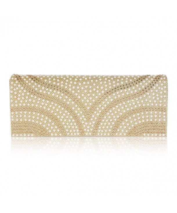 Damara Patterned Flap Over Dazzling Evening