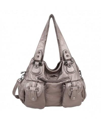 Angelkiss Purses Handbags Washed Shoulder