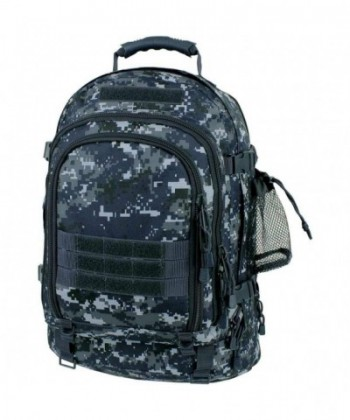 Code Alpha Military Backpack Hydration