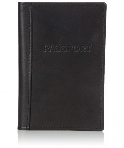 Dopp Regatta Blocking Leather Passport