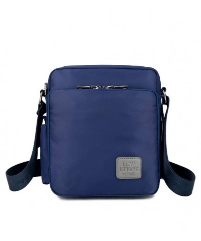 Fabuxry Multifunction Versatile Messenger Crossbody