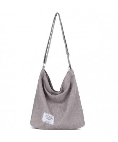 Canvas Crossbody Shoulder Handbag Totes