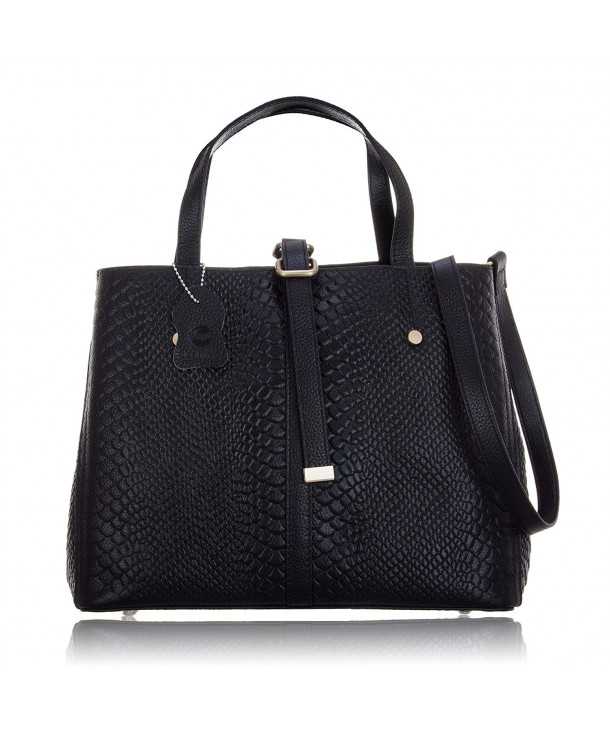 Fashion Genuine Cowhide Leather Handbag