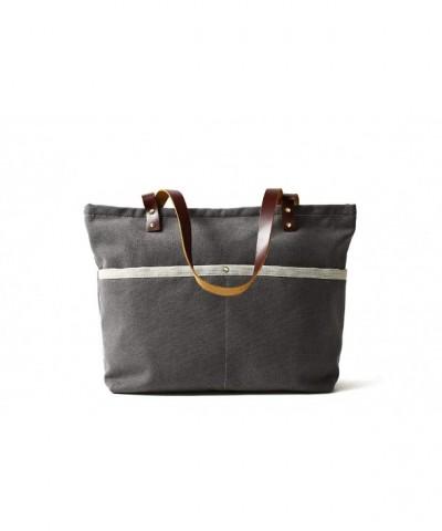 ROCKCOW Canvas Leather Shoulder Handbag