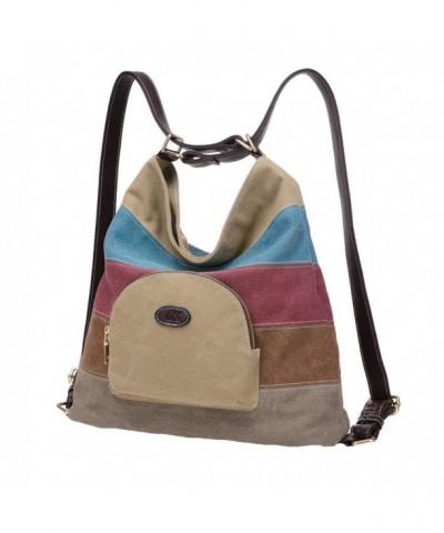 Multi Color Shoulder Shopper Handbags XMLiZhiGu