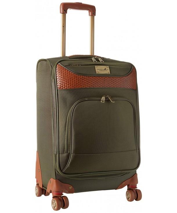 Caribbean Joe Carry Spinner Luggage