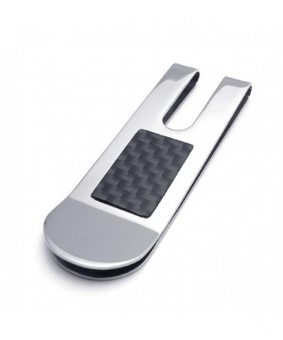 TEMEGO 3 Tone Stainless Carbon Silver
