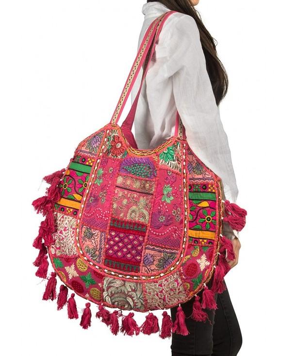 Summer Shoulder Tassel Fashion Handbag