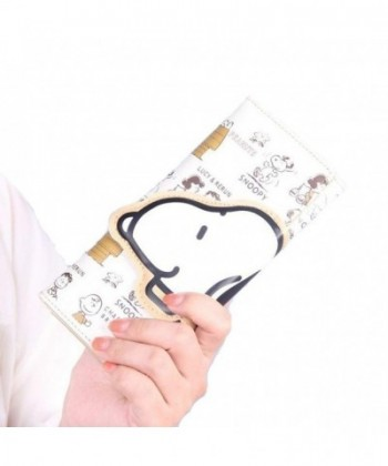 Fashion Snoopy Wallet leather Cartoon