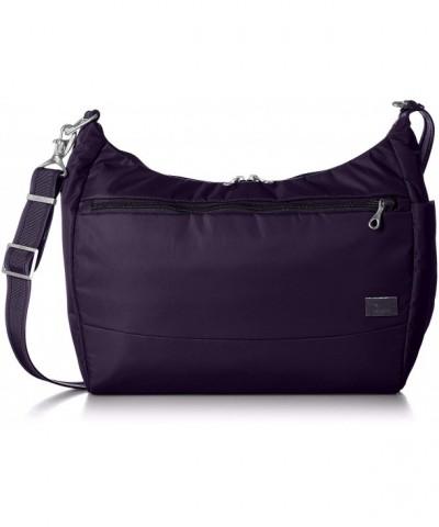 PacSafe Citysafe Anti Theft Handbag Mulberry Cross Body