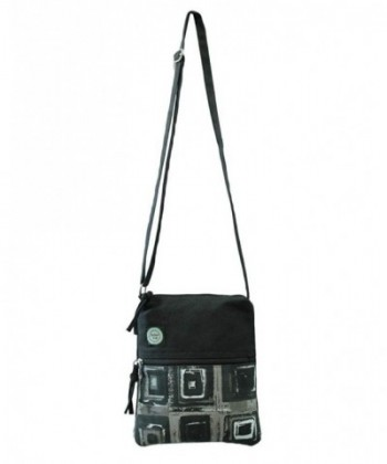 Anekaant Womens Sling Small Black