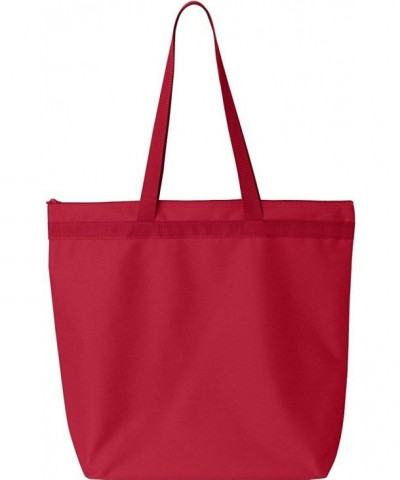 Liberty Bags Recycled Large Zipper