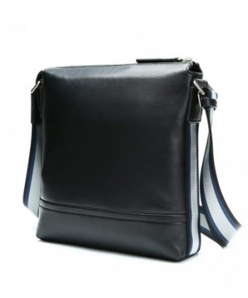 Shoulder Crossbody Genuine Messenger Briefcase