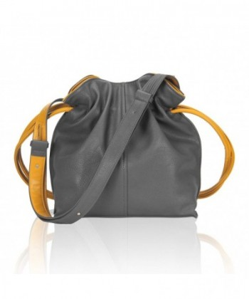 Hynes Victory Drawstring Crossbody Shoulder