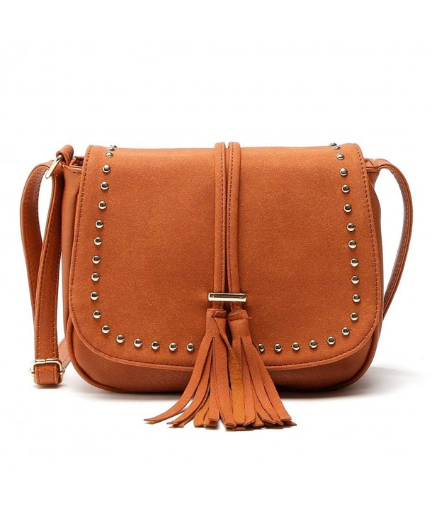 REPRCLA Shoulder Leather Crossbody Handbags