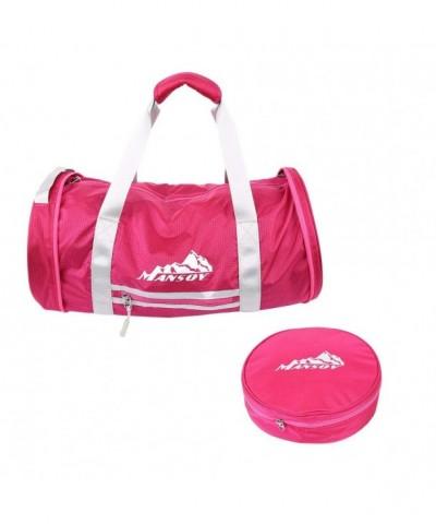 Mansov Luggage Vacation Lightweight Waterproof