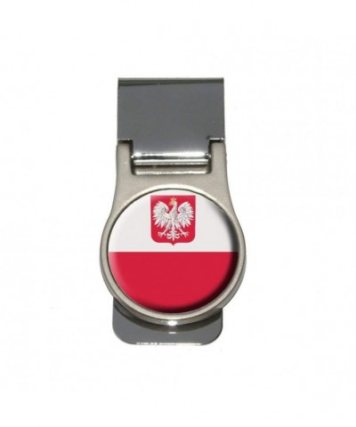 Poland Polish Flag Money Clip