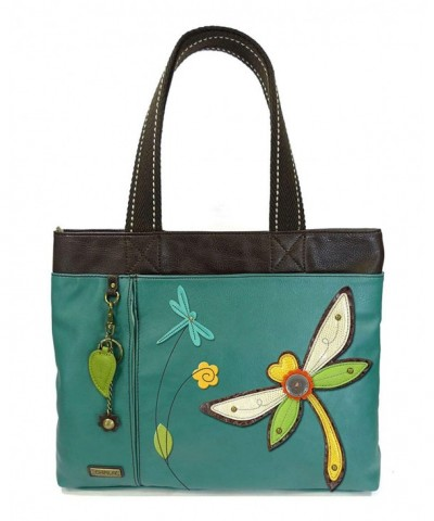 Womens Multi Pocket Dragonfly Shoulder Bag