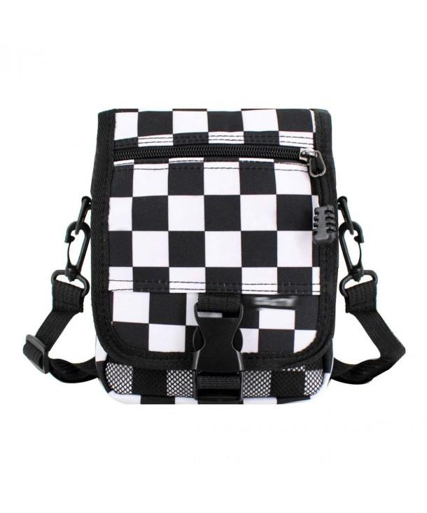 Heidi Bag Crossbody Shoulder Checkerboard