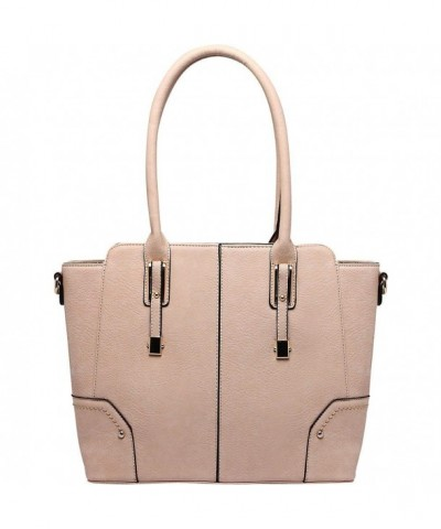 MKF Collection Harper Shoulder Beige
