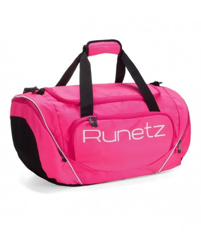 Runetz Duffle Pocket Travel compartment