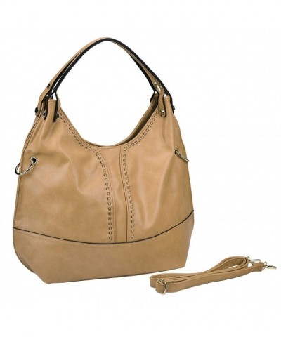 Collection Handle Slouchy Crossbody Handbag