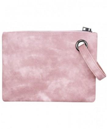 Oversized Envelope Handbag Leather Evening
