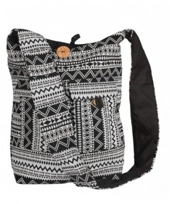 Tribe Azure Crossbody Compartment Functional