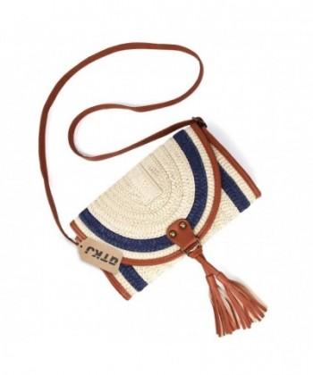 QTKJ Crossbody Crochet Handbags Shoulder